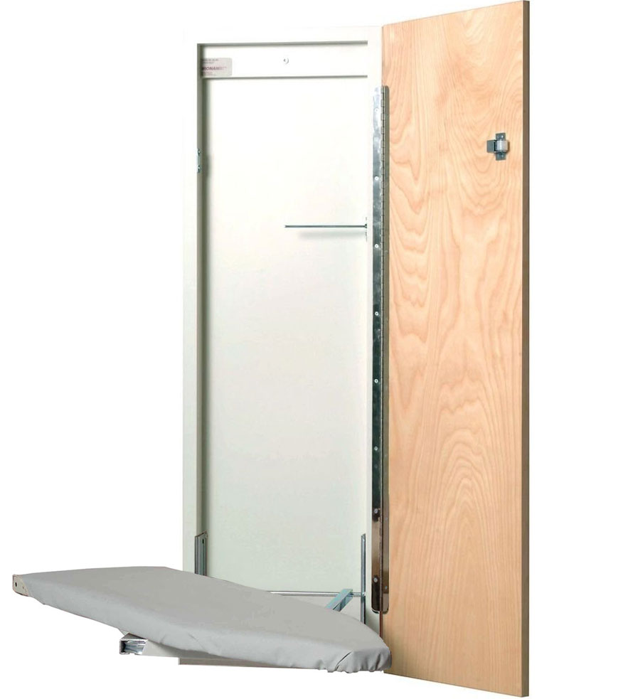 Awesome Wall Mounted Ironing Board Image